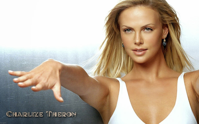 charlize theron beautiful wallpapers