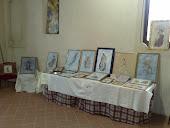 La Mostra alla chiesa sconsacrata