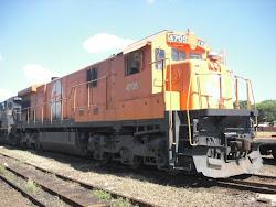 Locomotiva FCA