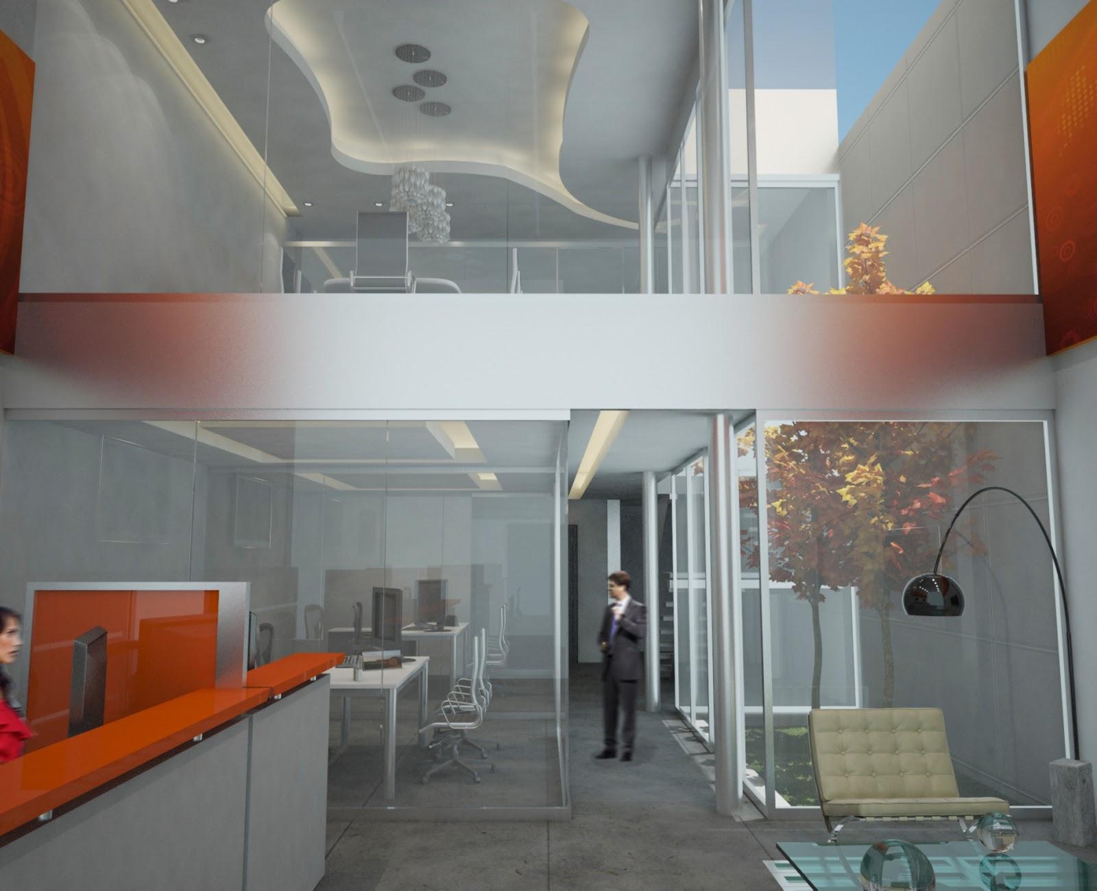 Oficinas comerciales ultimate renders for Oficinas comerciales
