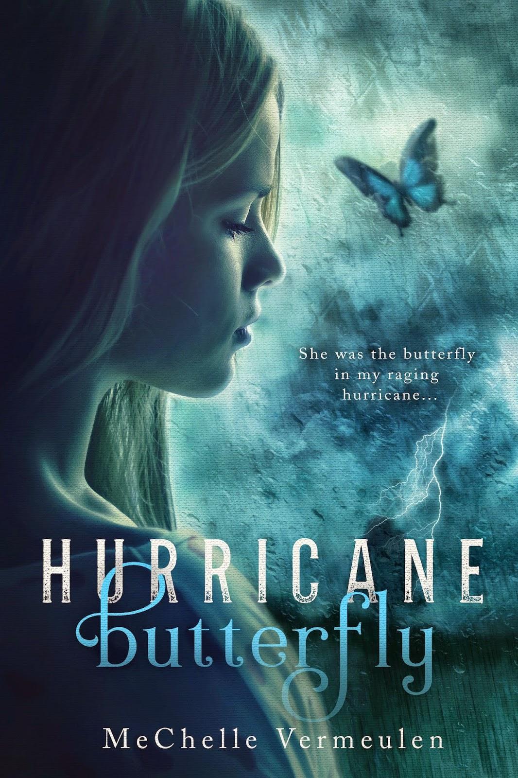 Hurricane Butterfly by MeChelle Vermeulen