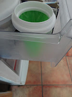 ChillFactor Slushy Drink Maker in Freezer