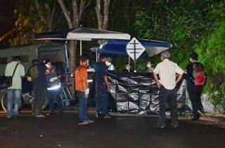 Mayat Wanita Ditemui Dalam Beg Pakaian Dalam Longkang, info, terkini, berita, kejam
