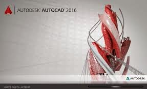Selamat Datang AutoCAD 2016.