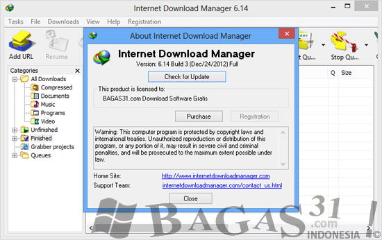 Internet Download Manager 6.14 Build 3 Full Patch 2