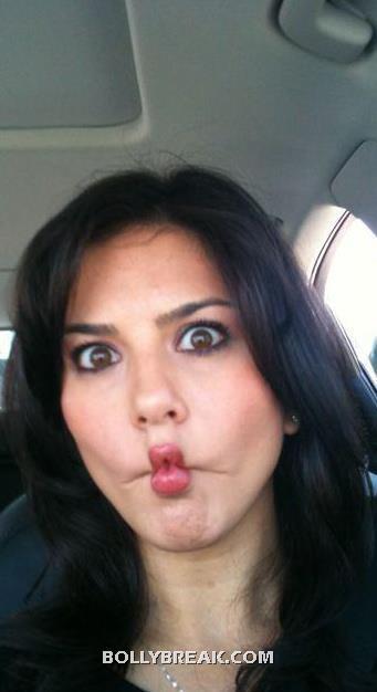Sunny Leone lips - (11) - Sunny Leone in Real Life