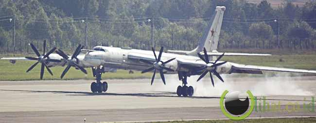 Tupelov Tu-95