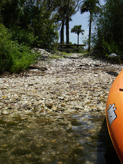 Canaveral National Seashore Island Camping