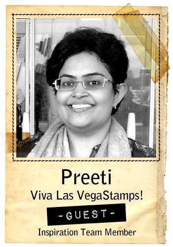 Guest Designer at Viva LasVegas Stamps (2019)