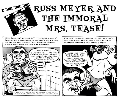 Meyer comix by Sophie Cossette