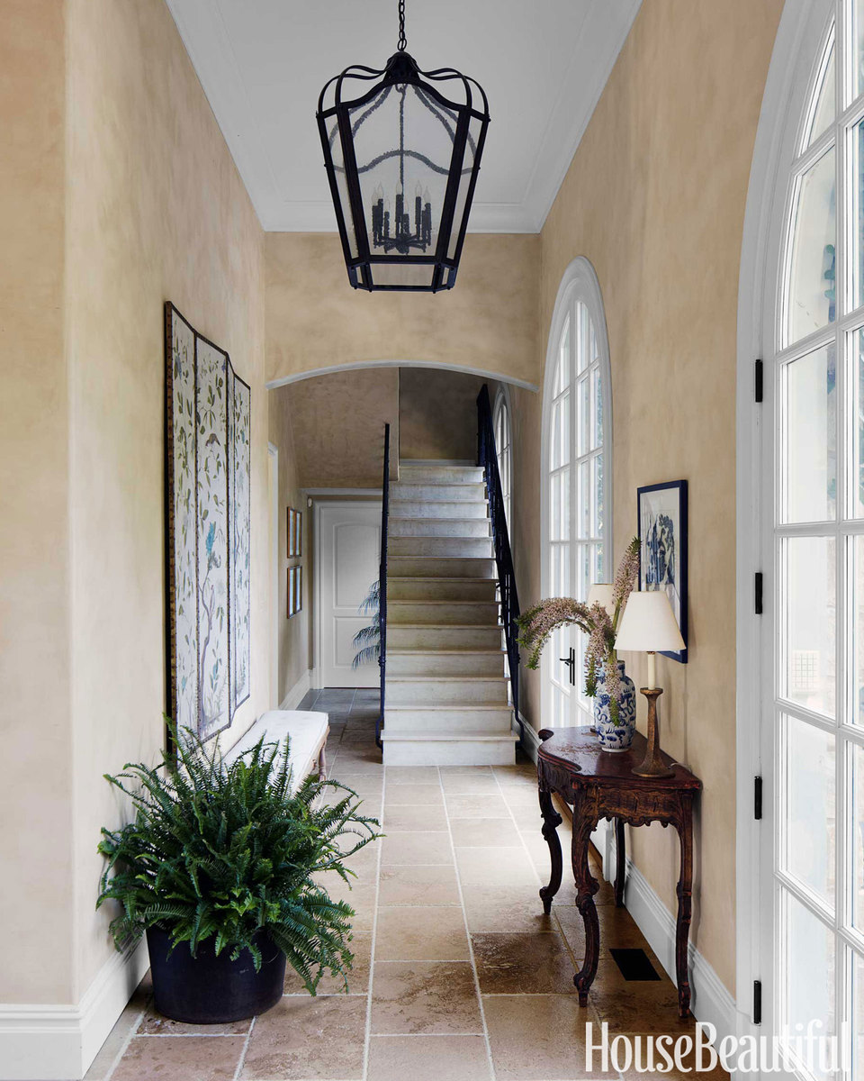 Long Foyer Decor : Loveisspeed a long island new york house with