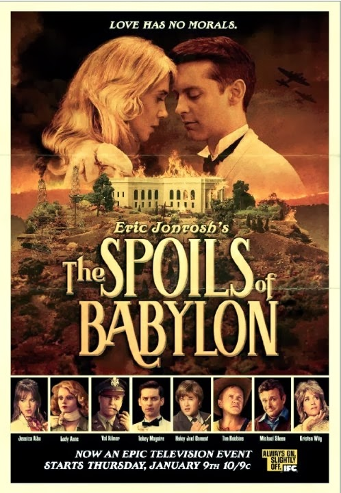 IFC's The Spoils of Babylon