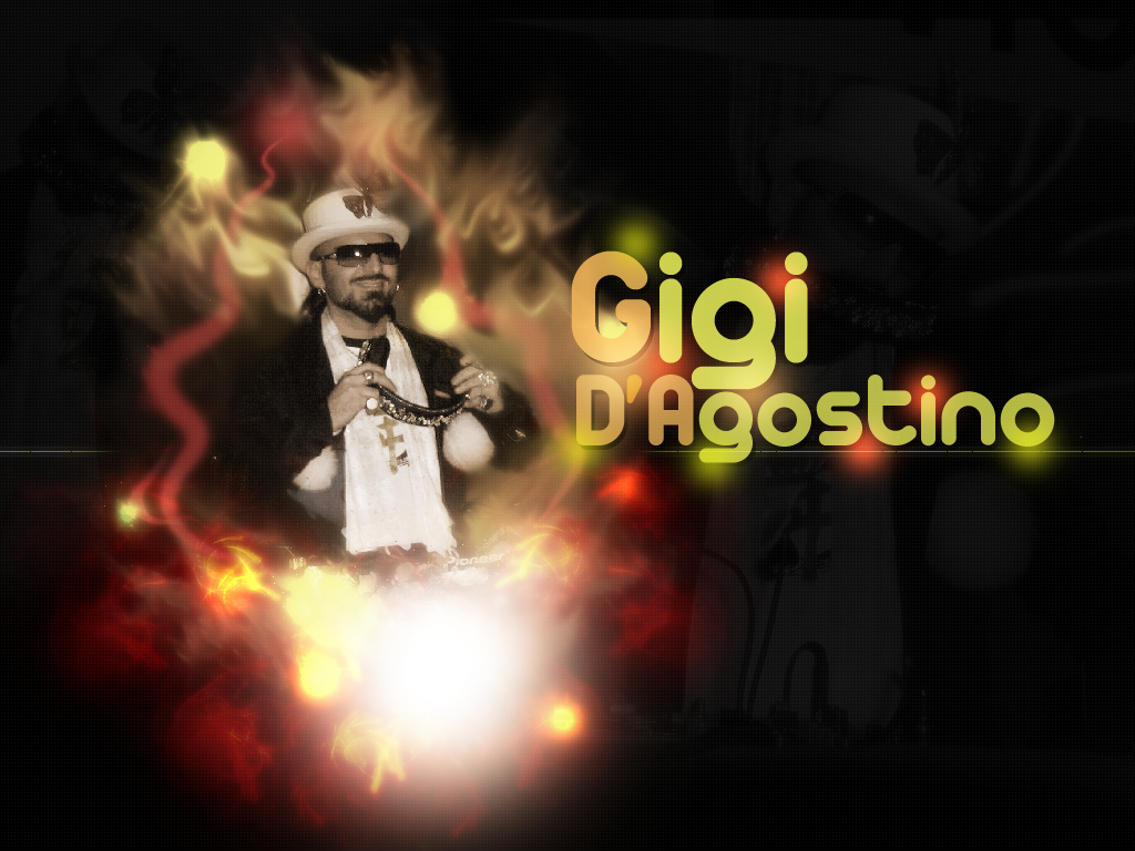 Gigi D'agostino Wallpaper | New hd wallon