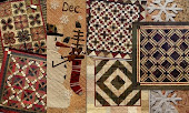 Quilt Projects in Deck the Halls Book