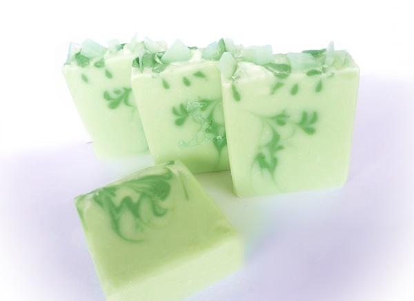 diva soap, diva sapuni, mojito sapun, swirls