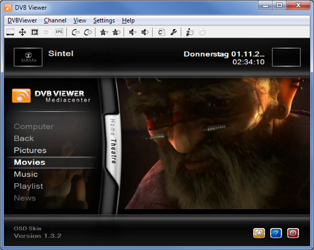 DVBViewer Pro 5.3.2 Multilingual