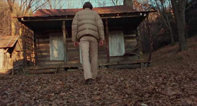 The cabin in the woods from The Evil Dead