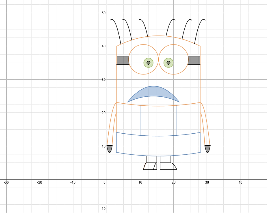 Functions Of Lines In Art : Mrs hester s classroom desmos piecewise project