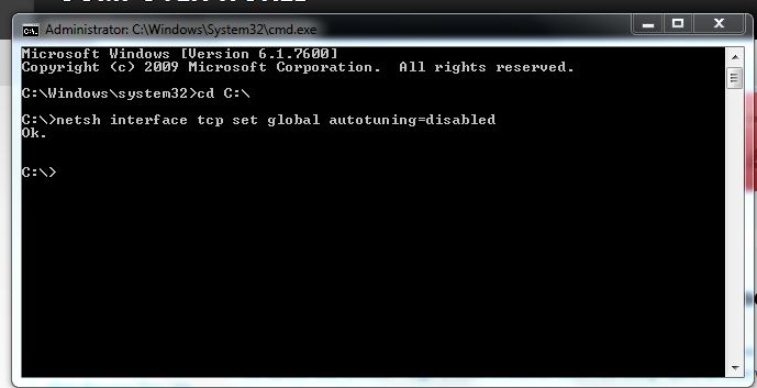 command prompt how to cd to a different drive