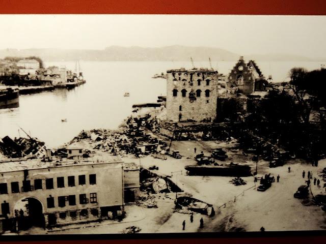 Bergen 1944 - 1945