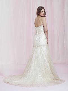 Charlotte Balbier Bridal Spring 2013 Wedding Dresses