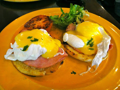 Sunday Brunch at Oriole Coffee + Bar, 313 Somerset