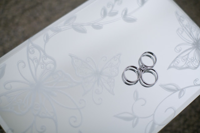Mickey Rings - Disneyland Wedding {Sarina Love Photography}