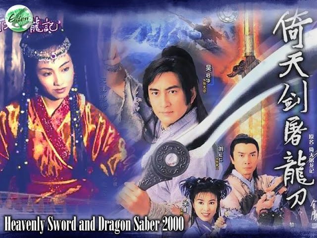 Phim Tân Ỷ Thiên Đồ Long Ký