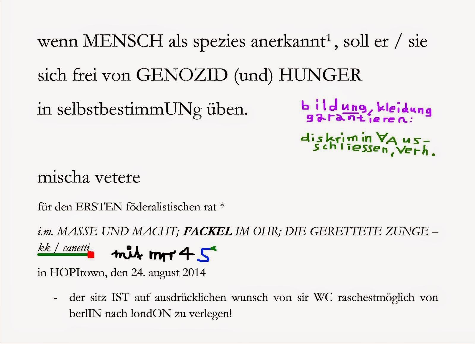 papst franziskus völkermord türkei DIE GEISTIGE REVOLUTION mischa vetere deutschland schweiz france