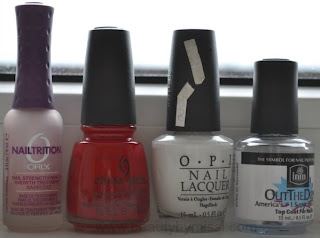 ORly, China Glaze, OPI, INM