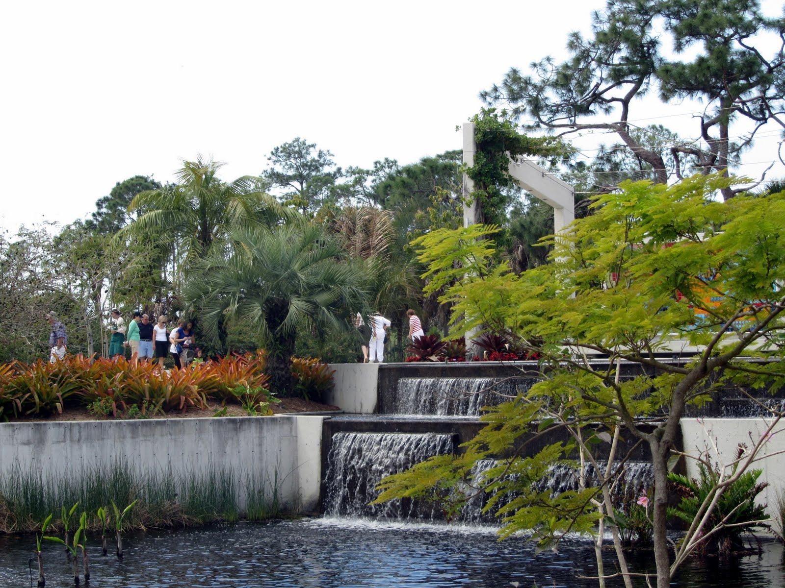 Islandscapes Naples Botanical Garden