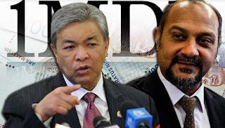 Zahid jawab isu RM2.6 bilion tapi soal jawab tidak dibenarkan