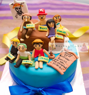 Piece Of Cake Artinya Apa : MechaniCake: One Piece Themed Cake for Furqon s Birthday