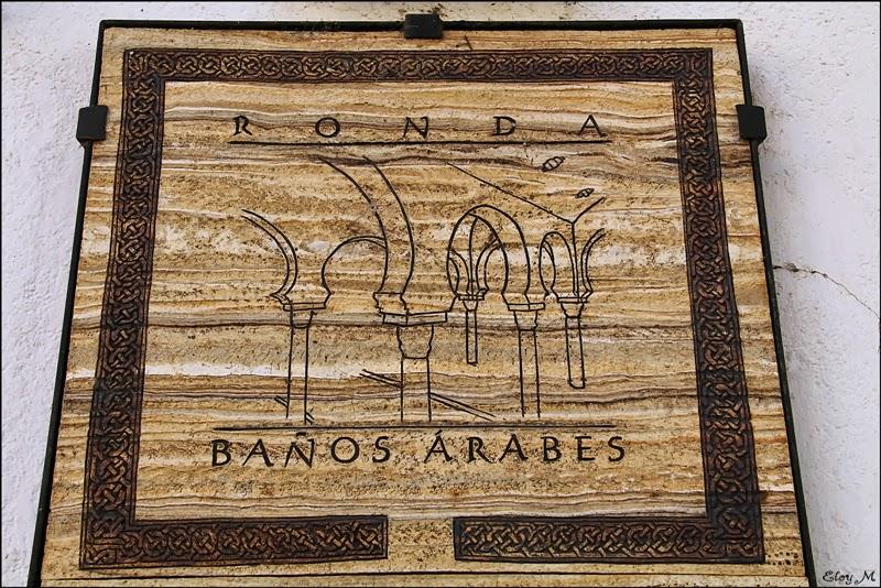 Baños Arabes Antiguos:MIRABLOG DE GRANADA: Baños árabes de Ronda