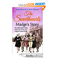 Madge's story (Individual stories from THE SWEETHEARTS, Book 1) by Lynn Russell