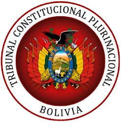 TRIBUNAL CONSTITUCIONAL PLURINACIONAL DE BOLIVIA