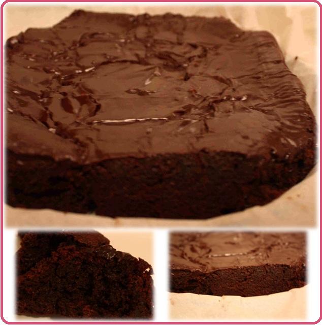 Something Missing: Chocolate Chickpea Cake