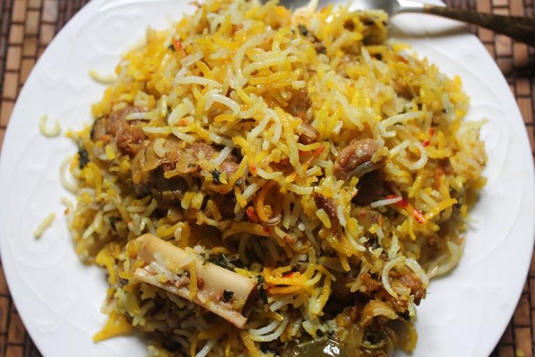 Easy mutton dum biryani recipe lamb biryani recipe yummy tummy easy mutton dum biryani recipe lamb biryani recipe forumfinder Images