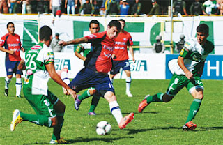 Oriente Petrolero - Alejandro Meleán - DaleOoo.com página del Club Oriente Petrolero