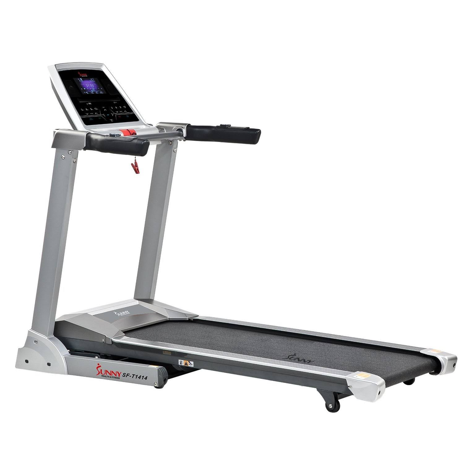 Horizon Evolve Treadmill Weight Limit: Health And Fitness Den: Comparing Sunny Health & Fitness