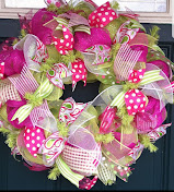 SPRING WREATH RESCHEDULED TO