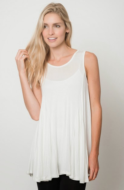 Buy online female tank tops on sale at caralase.com