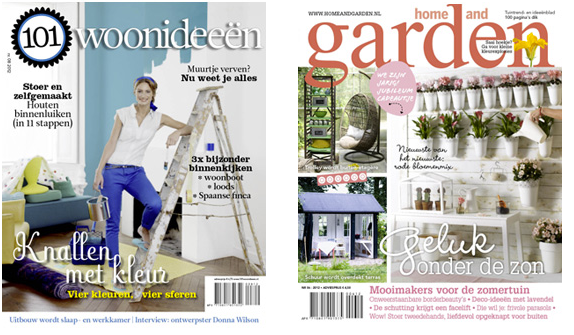101 Woonideeen Home and Garden