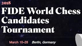 Torneo de Candidatos Ajedrez 2018