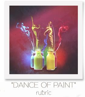 +++РУБРИКА DANCE OF PAINT #25 - ОЭ САМОДЕЛЬНЫЙ ФОН до 15/07