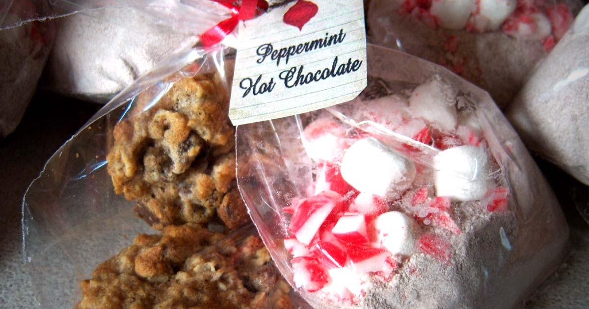 Shoregirl's Creations: Christmas Food Gifts