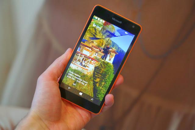Asta per selfie Lumia 535