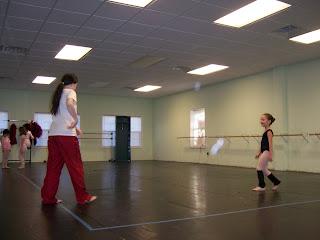 summer dance class children charlotte