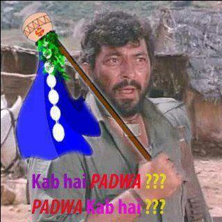 Padava With Gabbar