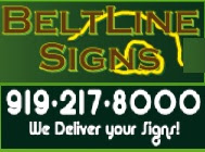 Beltline Signs
